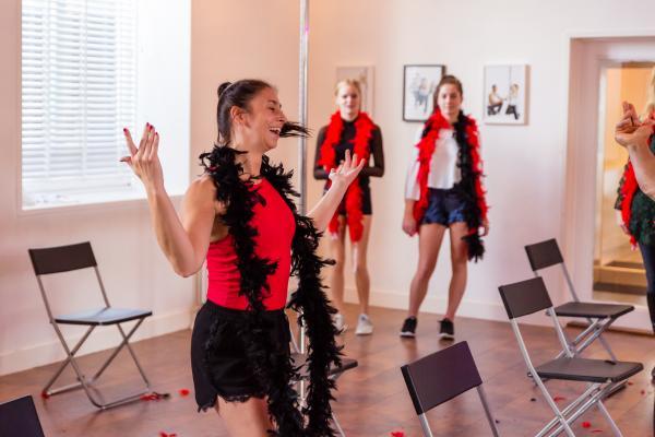 Burlesque Workshop in Antwerpen