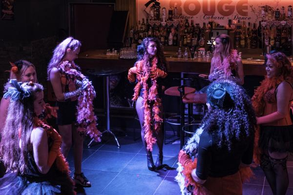 Burlesque Workshop in Antwerpen